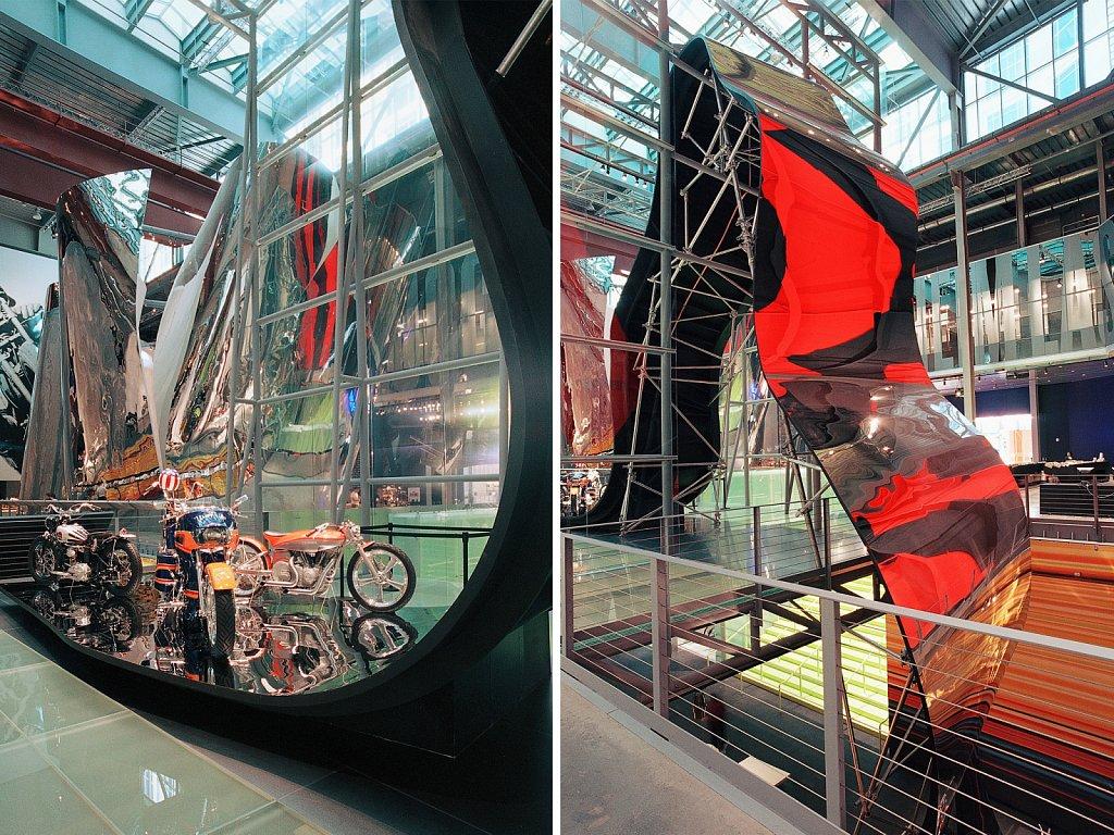 The Guggenheim Hermitage Museum - II