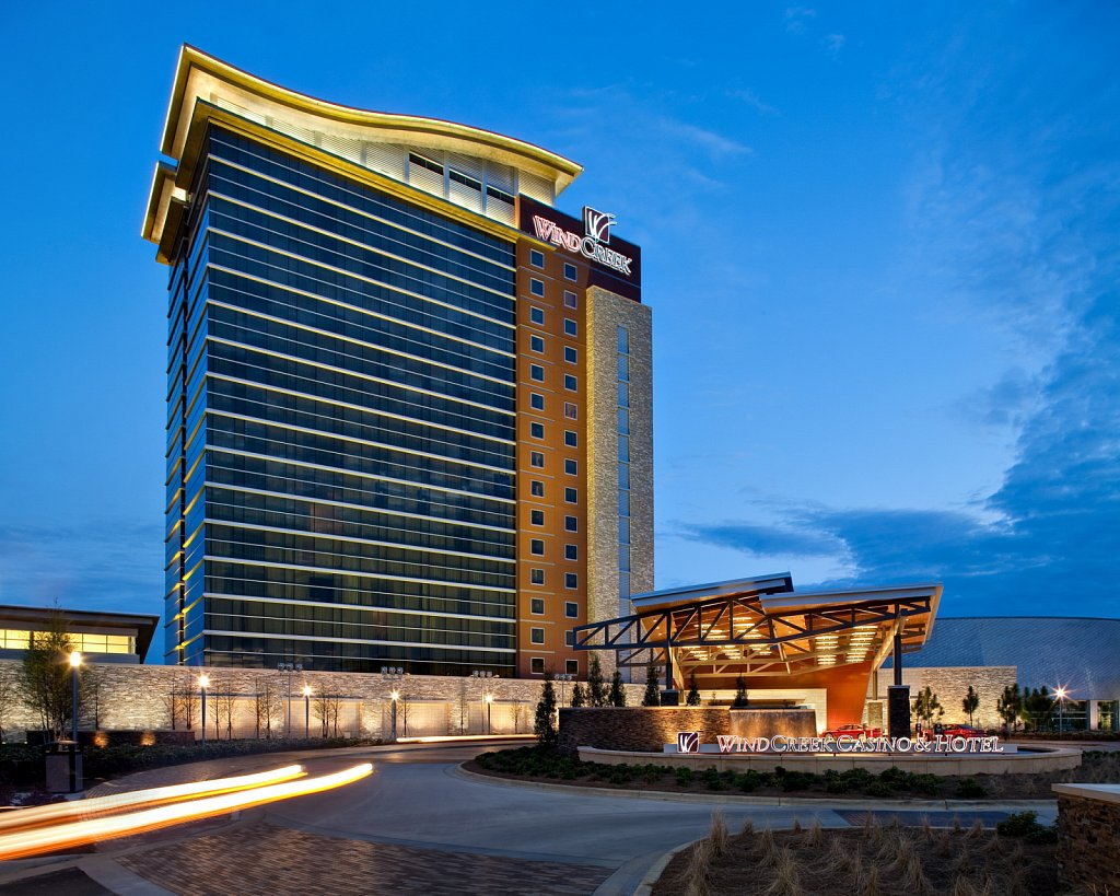 WindCreek Casino - I