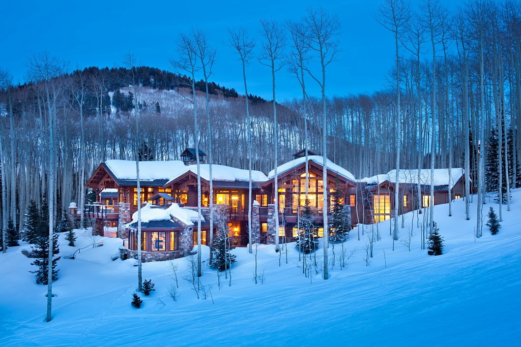 Ski-in, Ski-out Estate - I