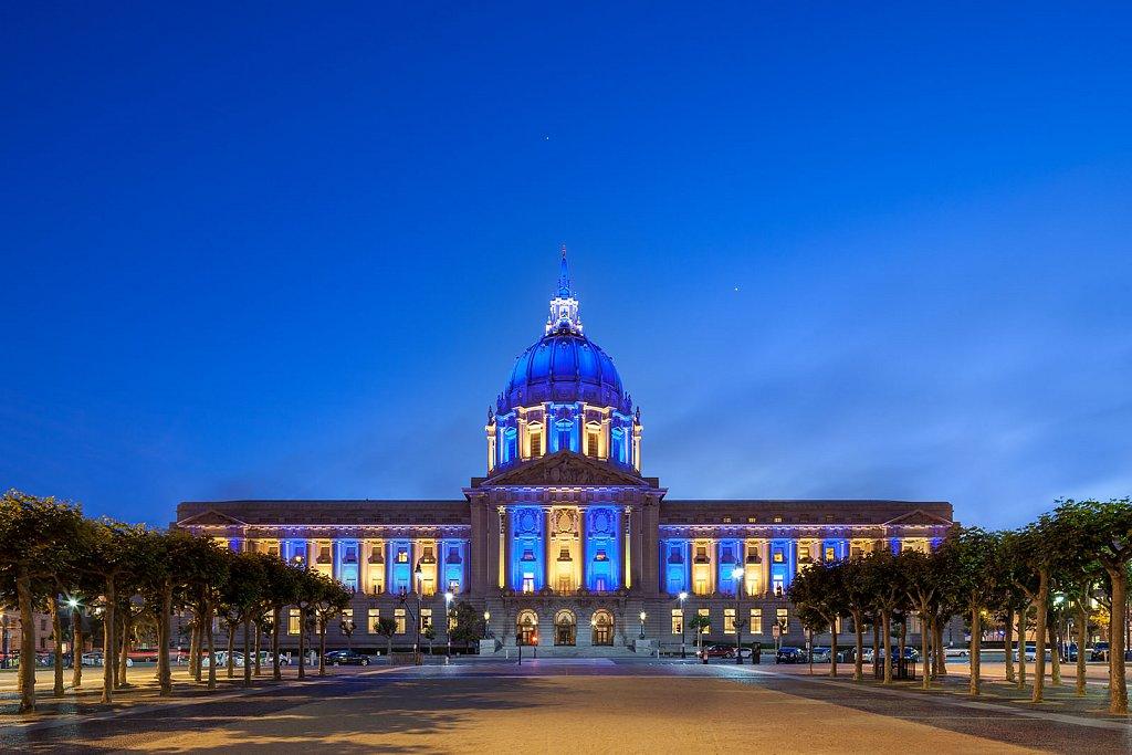 San Francisco City Hall - I