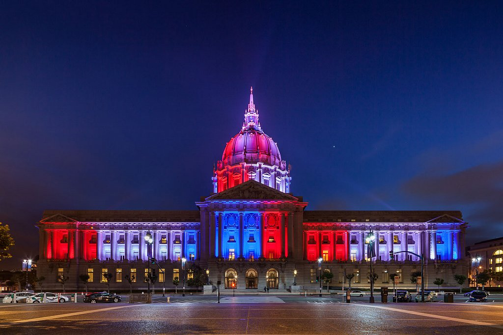 San Francisco City Hall - V