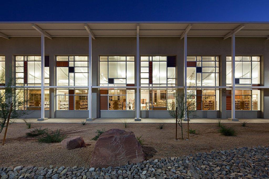 Centennial Hills Library - V
