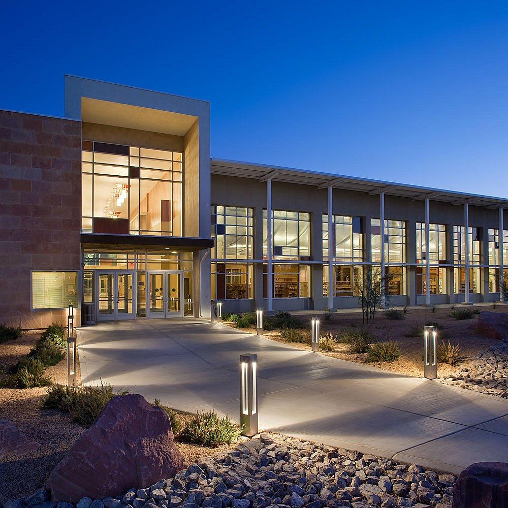 Centennial Hills Library - III