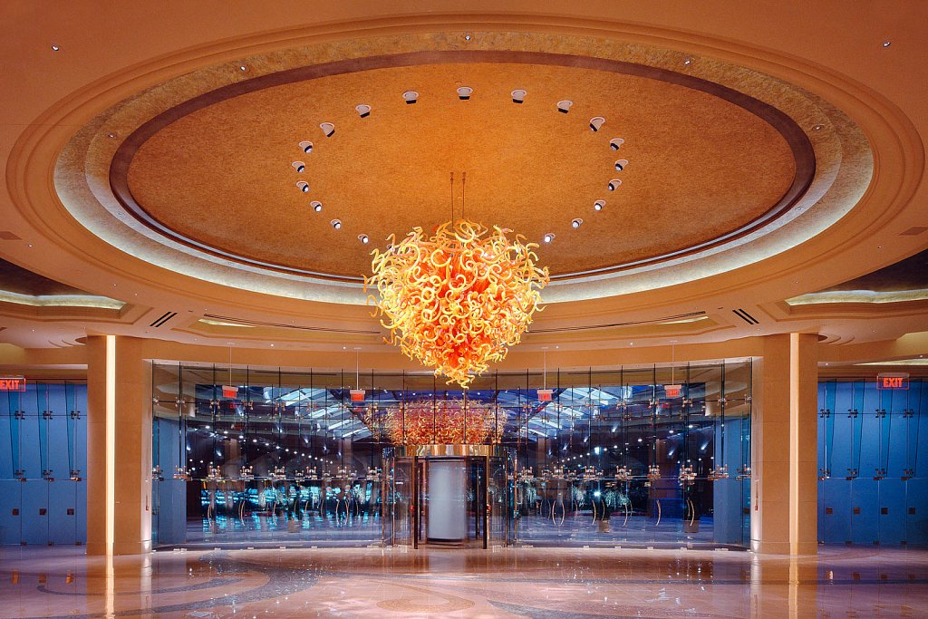 Borgata Hotel, Casino & Spa - III