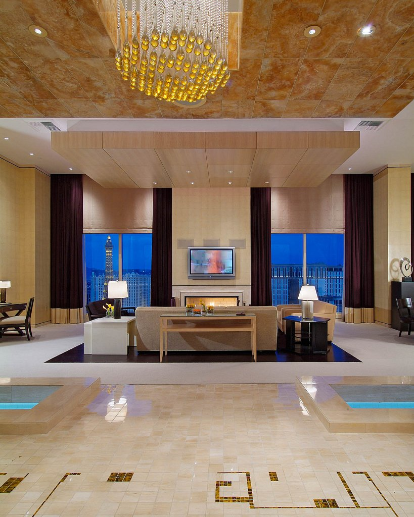 Spa Tower, Presidential Suite - I