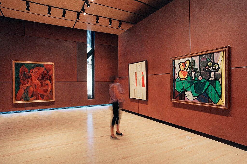 The Guggenheim Hermitage Museum - I