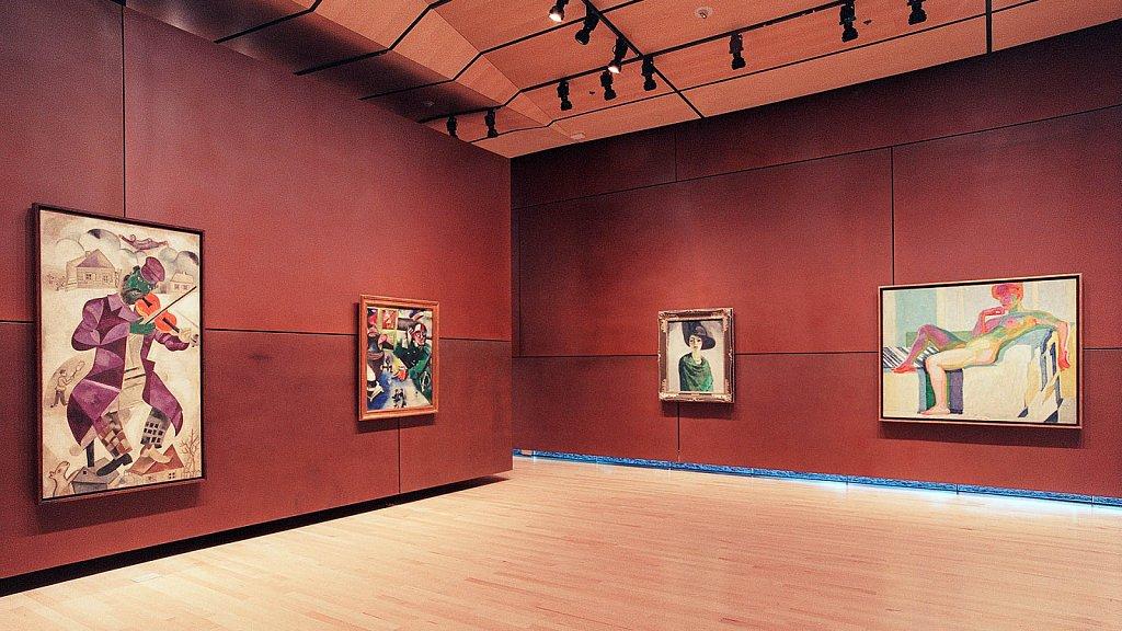 The Guggenheim Hermitage Museum - VII