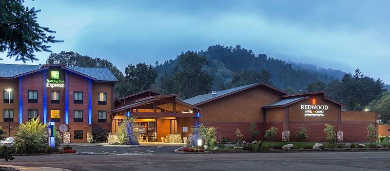 Redwood Hotel Casino Kuda Architectural Photography