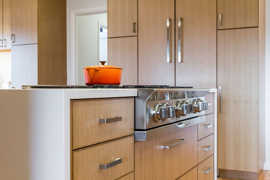 Jensen house - kitchen