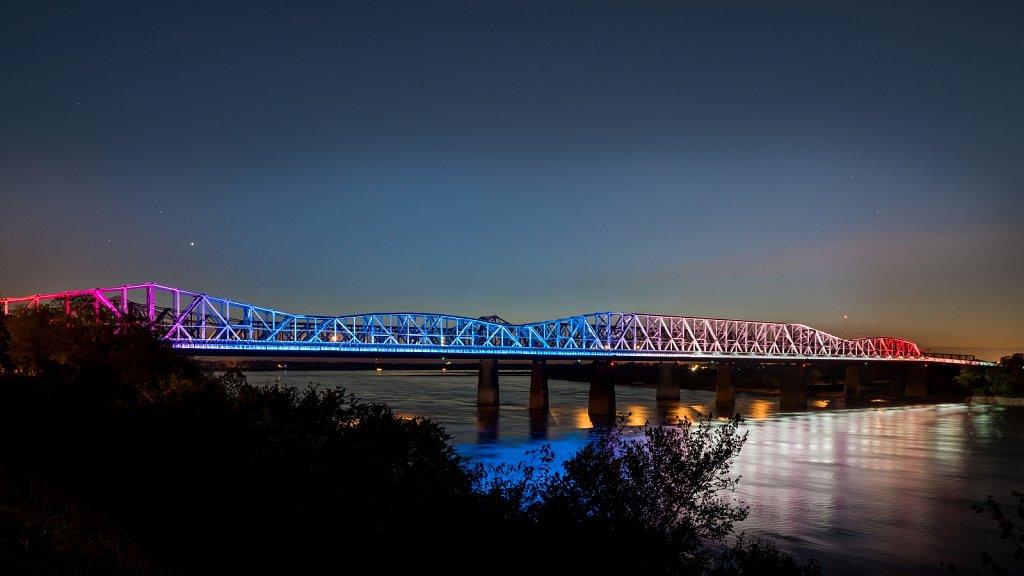 Big River Crossing - II