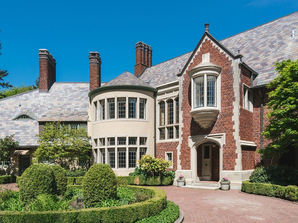 Cobbs House by Albert E. Doyle